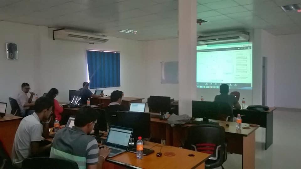 Data Science and Machine Learning February 2019 Workshop Sri